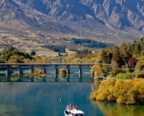 Kawarau Bridge Queenstown