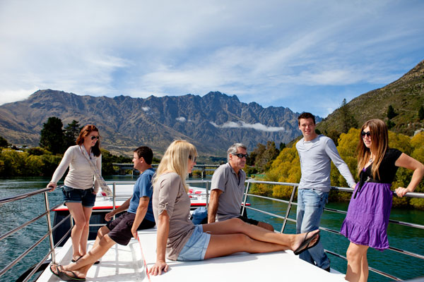 A great option for whole boat hire and parties