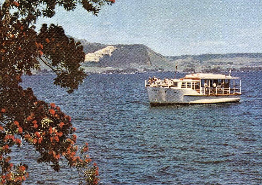 Ngaroto (Million Dollar 1) in the 60's