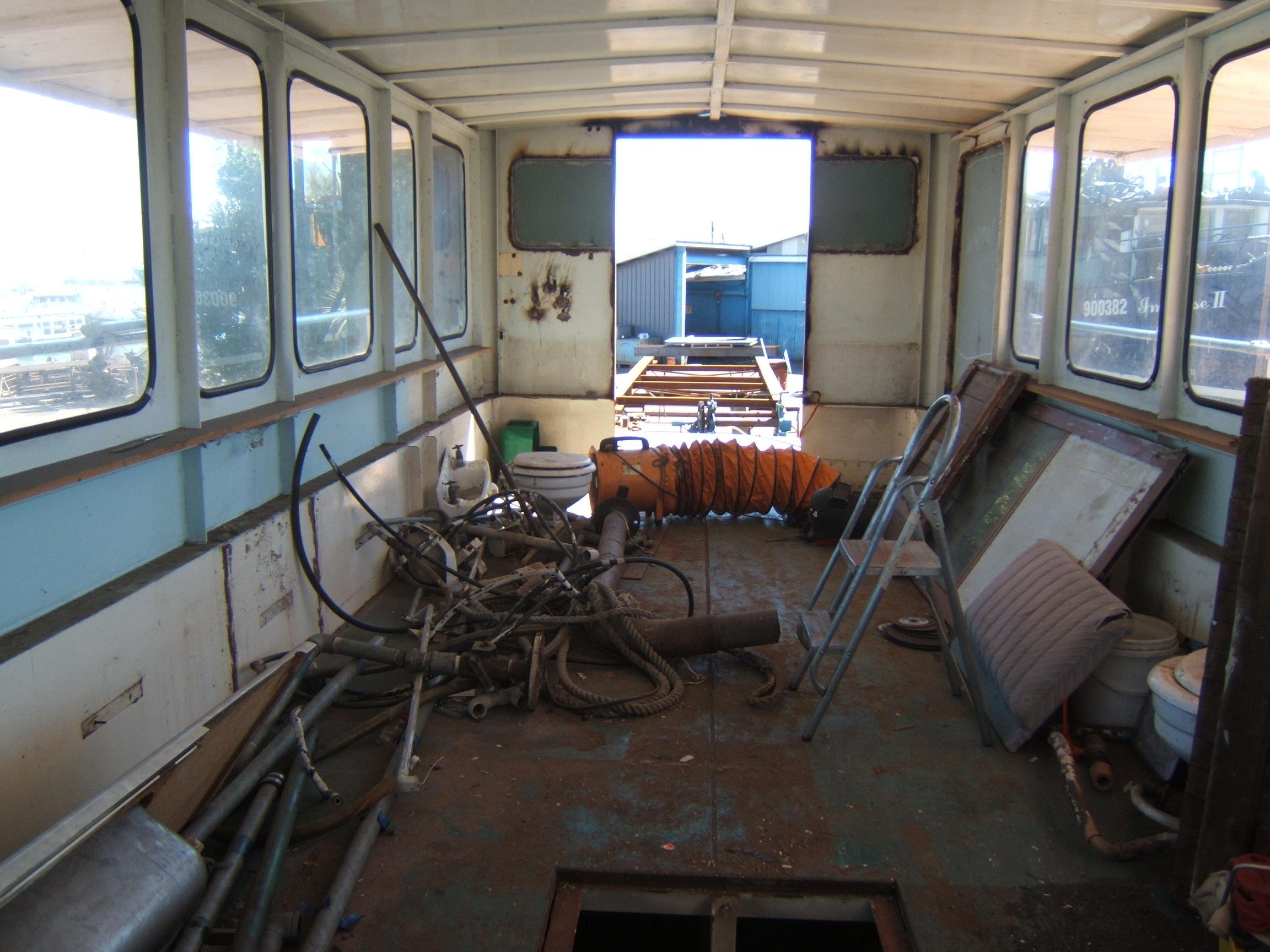 Inside Renovation Start